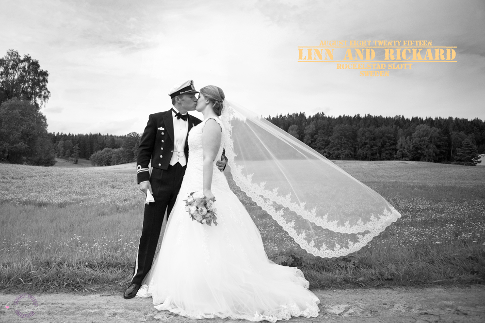 Military Wedding at Rockelstad Slott